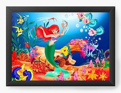 Quadro Decorativo Ariel
