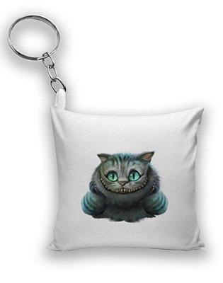 Chaveiro Alice no País das Maravilhas - Gato de Cheshire