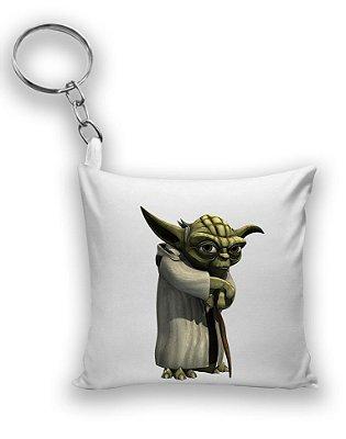 Chaveiro Star Wars - Yoda