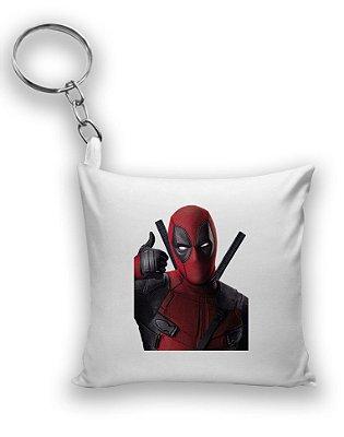 Chaveiro Deadpool