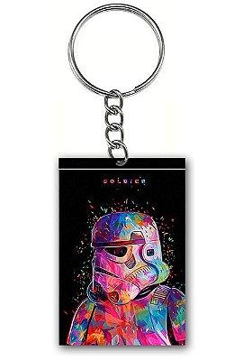 Chaveiro Star Wars - Stormtrooper