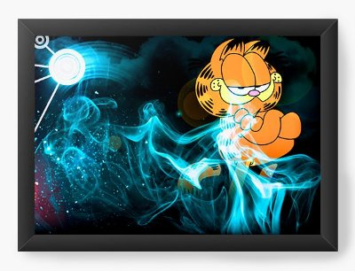 Quadro Decorativo Garfield