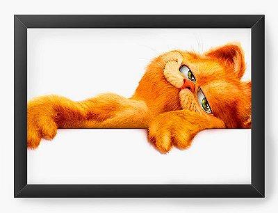 Quadro Decorativo Garfield DAY OFF