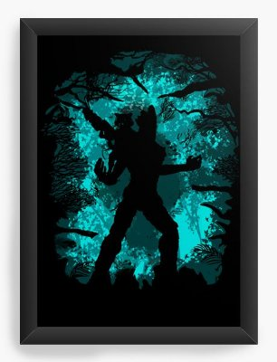 Quadro Decorativo Groot - Guardians of the Galaxy