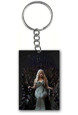 Chaveiro Game of Thrones - Daenerys Targaryen