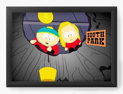 Quadro Decorativo  South Park