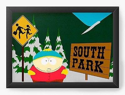 Quadro Decorativo South Park Forest