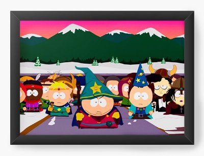 Quadro Decorativo South Park Butters
