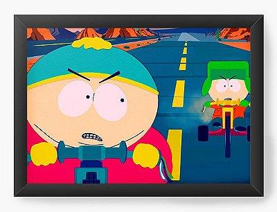 Quadro Decorativo South Park BETTING RACE