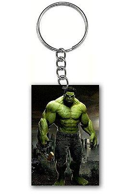 Chaveiro Hulk