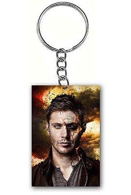 Chaveiro Supernatural - Dean
