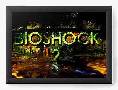 Quadro Decorativo BioShock 2