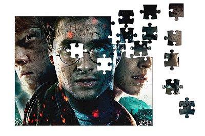 Quebra-Cabeça Harry Potter 90 pçs