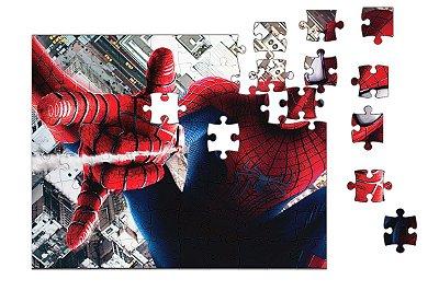 Quebra-Cabeça Homem Aranha 90 pçs