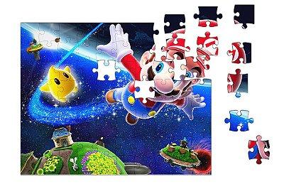 Quebra-Cabeça Super Mario 90 pçs