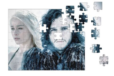 Quebra-Cabeça Game of Thrones 90 pçs