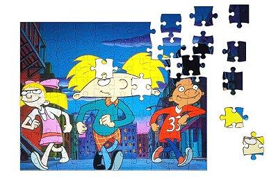Quebra-Cabeça Hey Arnold pçs 90