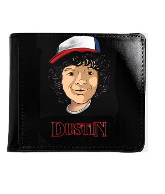 Carteira Dustin - Stranger Things