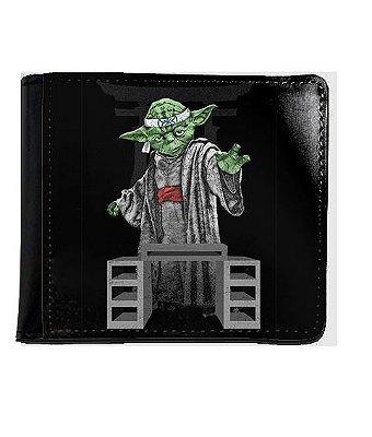 Carteira Yoda - Star Wars