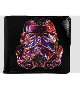 Carteira Stormtrooper - Star Wars