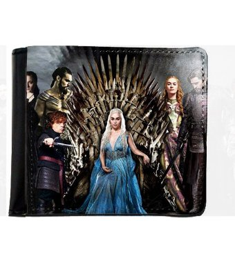 Carteira Game of Thrones