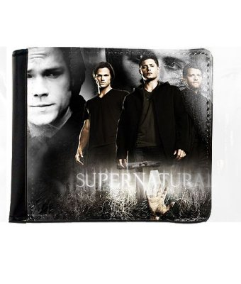 Carteira Supernatural - Dean e Sam