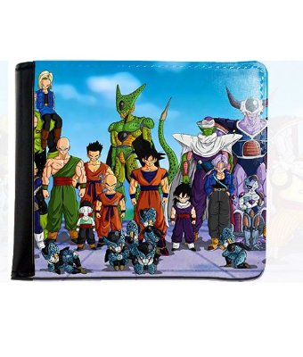 Carteira Dragon Ball Z