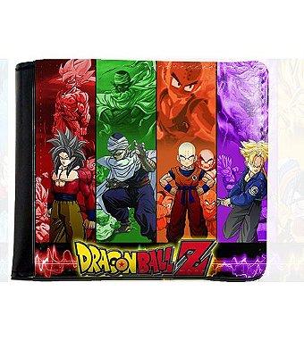 Carteira Dragon Ball Z  - Son Goku