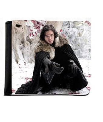 Carteira Game of Thrones - Jon Snow