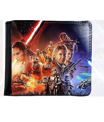 Carteira Star Wars: O Despertar da Força