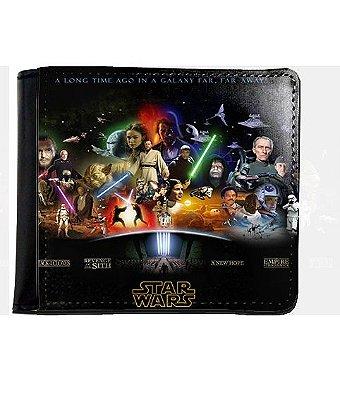 Carteira Star Wars: Guerra nas Estrelas
