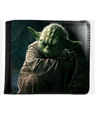 Carteira Star Wars - Yoda