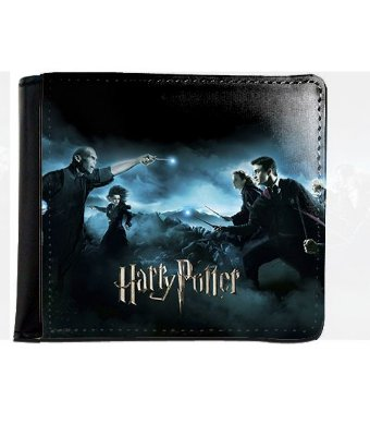 Carteira Harry Potter Vs Valdemort
