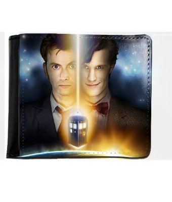 Carteira Doctor Who