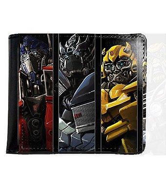 Carteira Transformers
