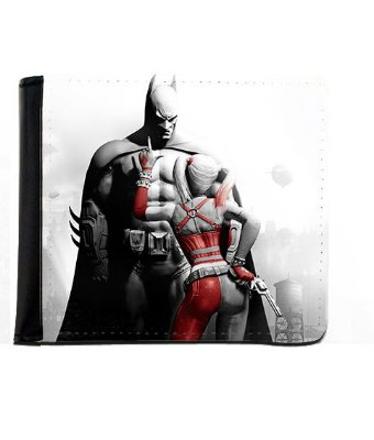 Carteira Batman e Arquelina