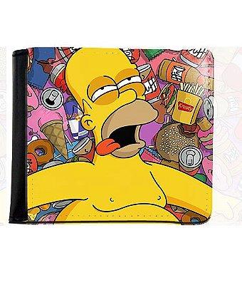 Carteira Simpsons Homer