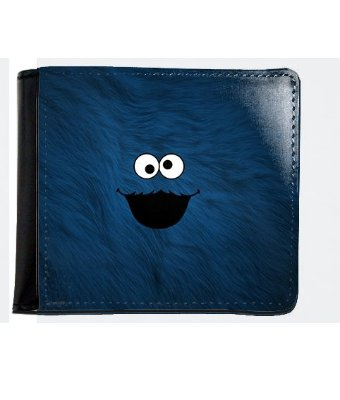 Carteira Cookie Monster