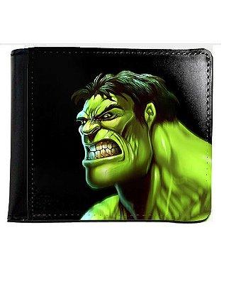 Carteira Hulk Herói