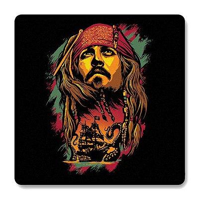 Imã de Geladeira Piratas do Caribe