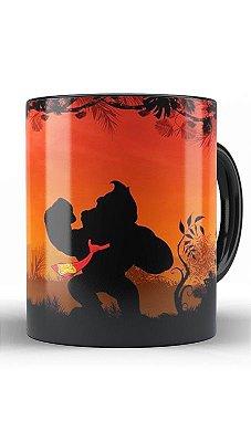 Caneca Donkey Kong