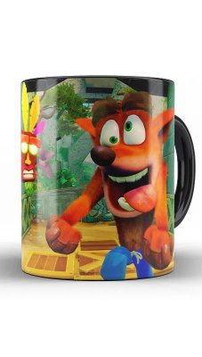 Caneca Crash Crazy
