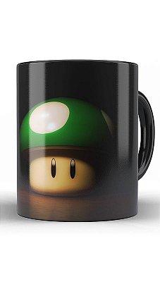 Caneca Super Mario - Life