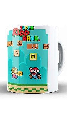 Caneca Super Kidd Bros