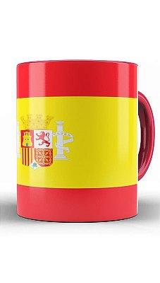 Caneca Seleção Espanhola
