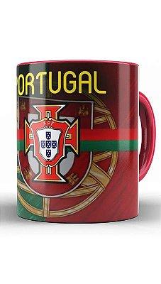Caneca Seleção De Portugal