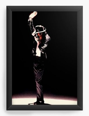 Quadro Decorativo Michael Jackson