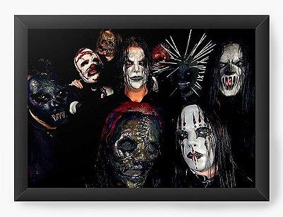 Quadro Decorativo Slipknot