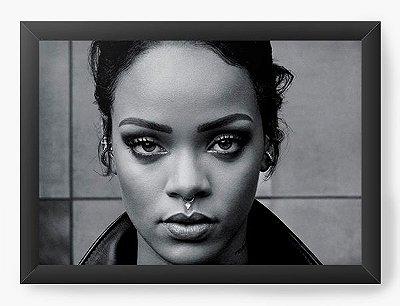 Quadro Decorativo Rihanna
