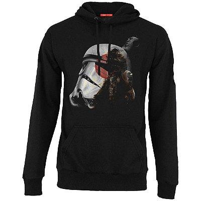 Blusa com Capuz Stormtrooper - Star Wars